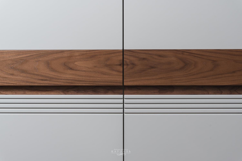 Строгие фасады для шкафа - модерн