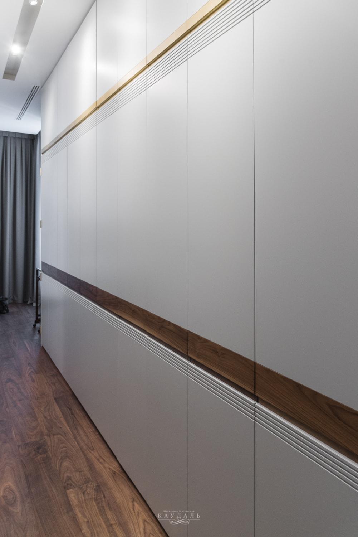 Шкаф длиной от 5 метров из МДФ