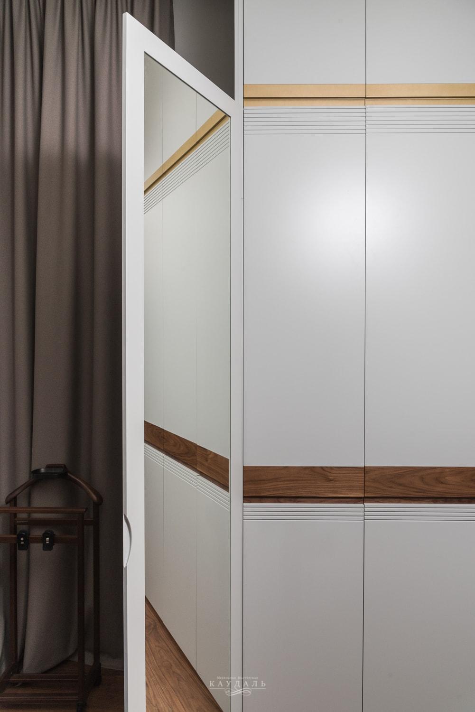 Стильный современный шкаф на заказ
