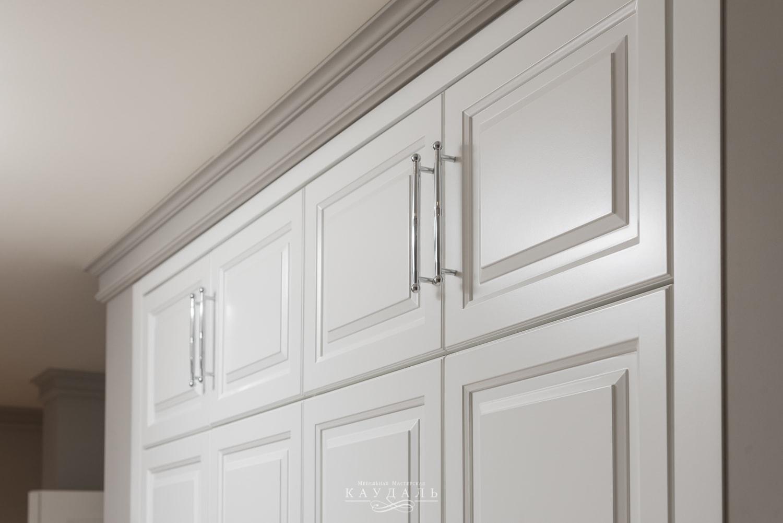 Красивые фасады для белого шкафа